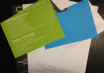 Letterheads 160gsm Double Sided
